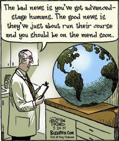 Bad Case of Humans