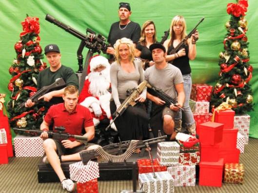 gunsn'santa