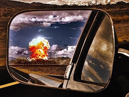 Rear View Nuclear Blast