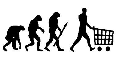 163013025_human-shopping-evolution-photo-card
