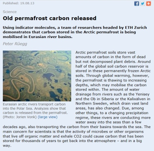Old Permafrost