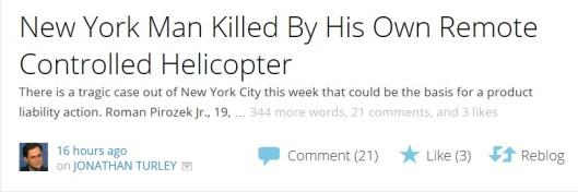 Killer Copter