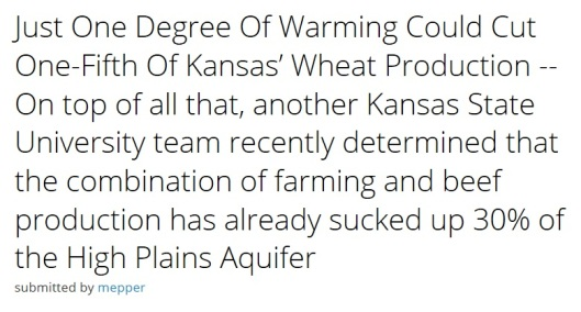Wheat Loss