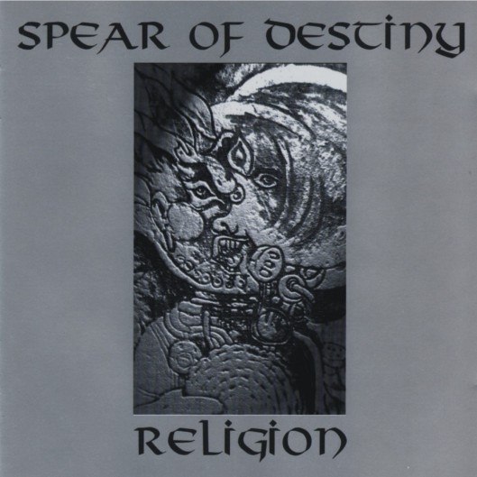 Spear Of Destiny - Religion - Front