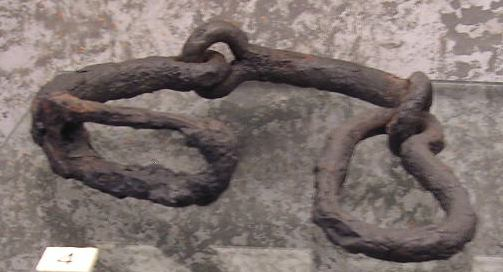 slave chain link