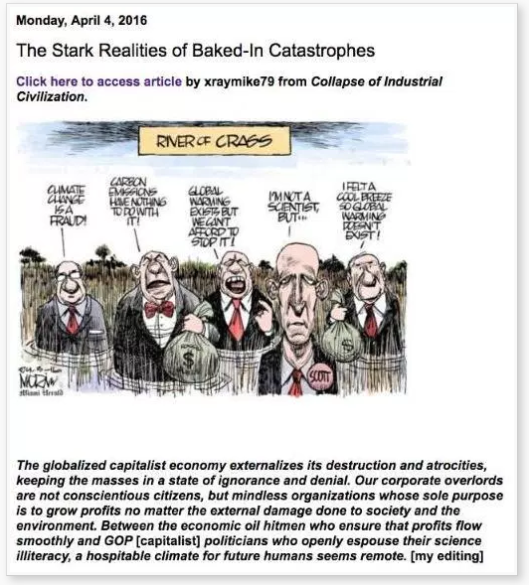 Surviving Capitalism